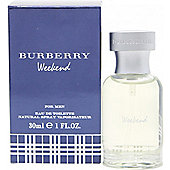 Burberry Weekend Eau de Toilette (EDT) 30ml Spray For Men