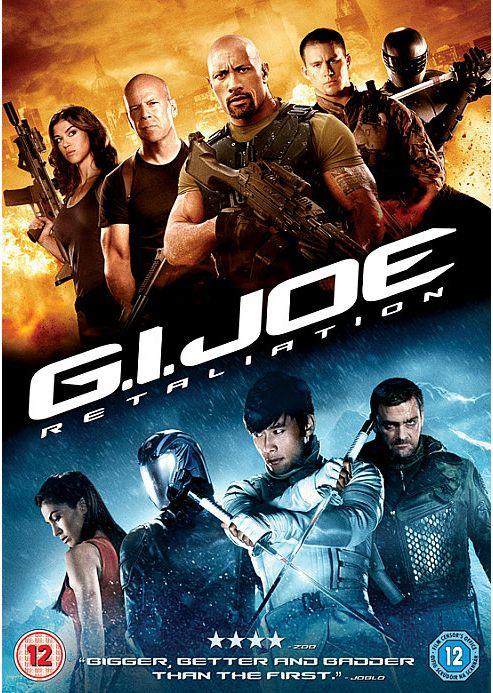 Gi Joe: Retaliation (DVD)