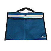 Blue Sheet Music Bag - School Book Bag