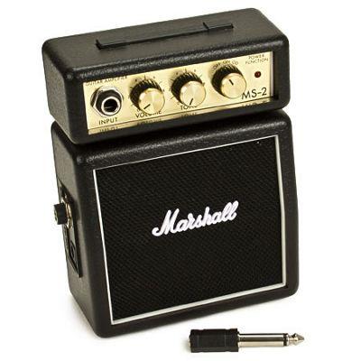 Marshall MS-2 Micro-Amp - Black
