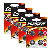 16 x Energizer CR2025 DL2025 SBT-14 3v Lithium Coin Cell Battery