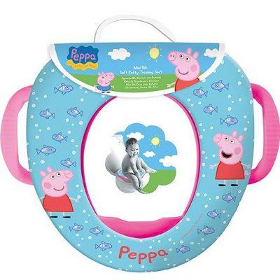Buy Peppa Pig Kids Soft Padded Potty Toilet Training Seat