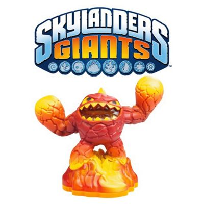Skylanders Giants - Lightcore Single Character - Eruptor