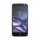 Motorola Moto Z 32GB SIM Free Smartphone - Black / Silver