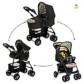 Disney Shopper Trio Travel System, Pooh Tidy Time