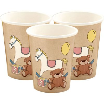 Rock A Bye Baby Party Supplies Paper Cups