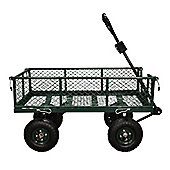 Selections Heavy Duty All Terrain Garden Trolley