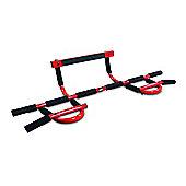 We R Sport ChinUpFlex Door Gym Bar Xtreme RED