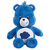 Care Bears Medium Soft Toy with DVD - Grumpy Bear