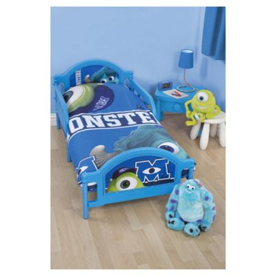 Monster Inc Junior Bed Duvet Set