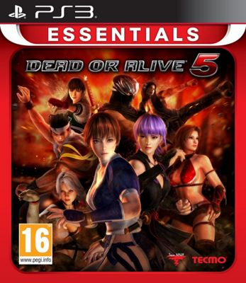Dead Or Alive 5 Essentials