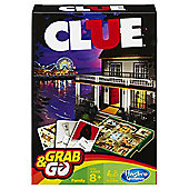 Cluedo Grab & Go Travel Game