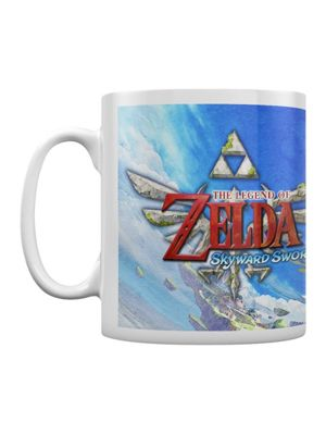 The Legend of Zelda Skyward Sword 10oz Ceramic Mug