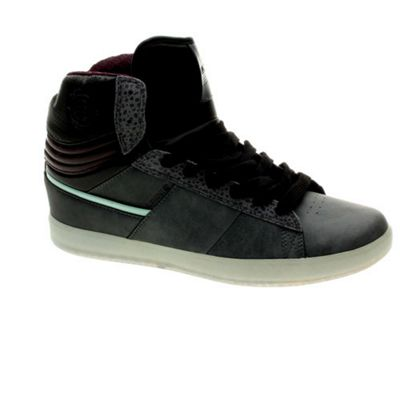 Element Omahigh Grey Shoe