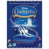 Cinderella 1, 2 & 3 DVD Boxset 3 Disc