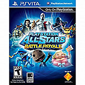 PlayStation All-Stars Battle Royale Game PS Vita