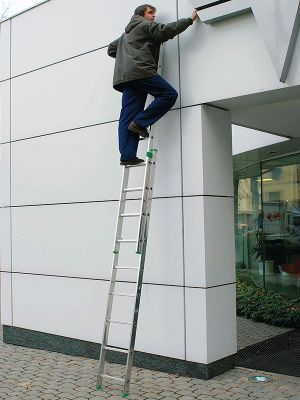 DIY 2m (6.56ft) Triple Extension Ladder