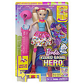 Barbie Video Game Hero Barbie Skating Doll