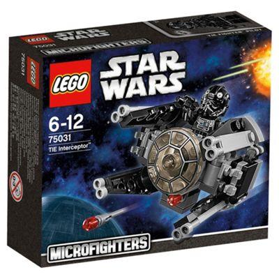 LEGO Star Wars  TIE Interceptor 75031