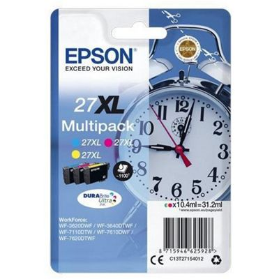 Epson 27XL Ink Cartridge Multipack C13T27154012