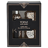 Topaz & Amber Room Spray & Diffuser Gift Set
