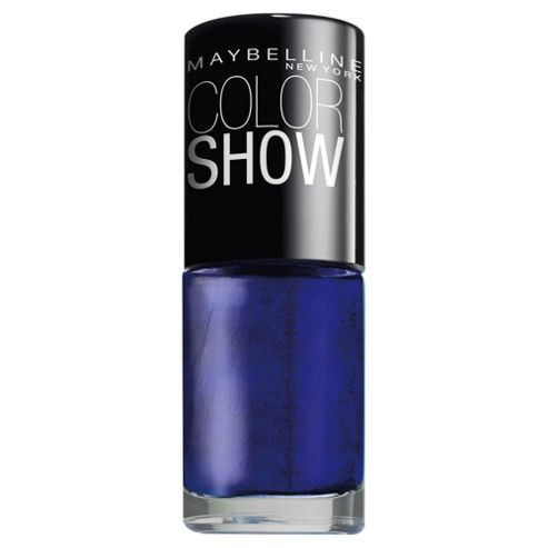 Maybelline Color Show Nail 661 Ocean Blue