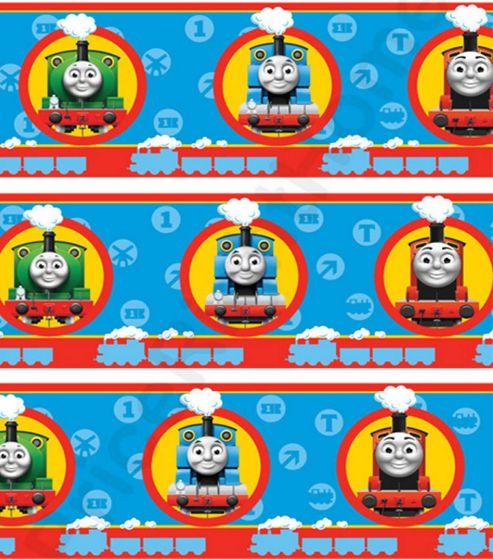 Thomas the Tank Engine Wallpaper Border