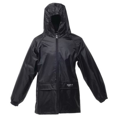 Stormbreak Kids Jacket Black 11-12