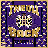 Various Artists - Ministry of Sound: Throwback Grooves (3CD)