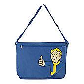 Fallout 4 Vault Boy Blue Messenger Bag