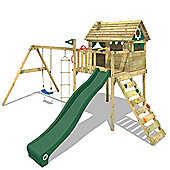 Climbing Frame Wickey Smart Plaza Stilt House With Green House