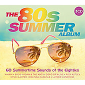 Various Artists - The 80's Summer Album (3CD)