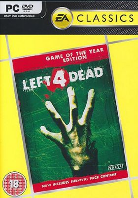 Left 4 Dead: Game Of The Year Edition - Classic - PC