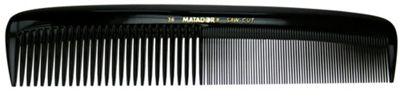Matador Super Giant Saw Cut Waver Comb- 230mm