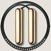 Tangram Smart Fitness Rope│23 LEDs│Magnetic│Chargable│Calorie Burner│Gold Large