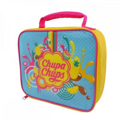 Chupa Chups 'Font' School Premium Lunch Bag Insulated