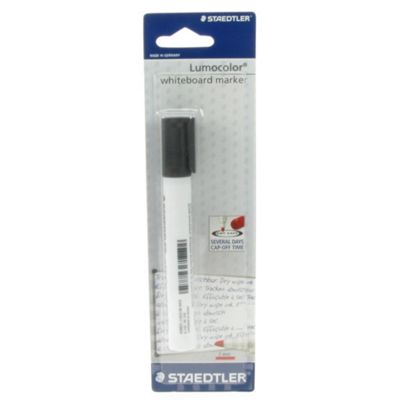 Staedt Whiteboard Marker Black