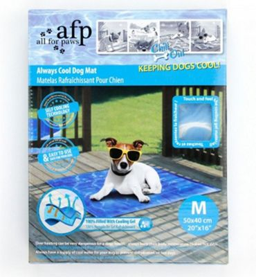 Chill out Cool Dog Mat Medium