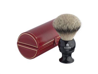 Kent King Sized Silvertip Shaving Brush - BLK12 Black