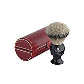 Kent King Sized Silvertip Shaving Brush - BLK12 Black