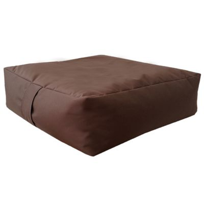 Brown Waterproof Bean Bag Slab Outdoor Indoor Furniture