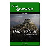 Dear Esther: Landmark Edition (Digital Download Code)