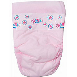 Baby Born Nappies Pack
