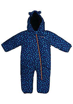 Dare 2b Break The Ice Baby Snowsuit - Blue - Blue