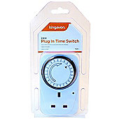 Kingavon 24 Hour Plug-In Timer Socket