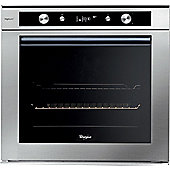 Whirlpool AKZM6540IXL 600mm Built-in Single Electric Oven, Stainless Steel