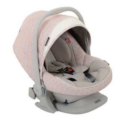 Buy Bebecar Prive Luxury Easy Maxi Els Car Seat Pink Lace From