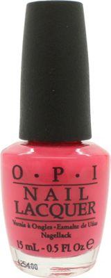 OPI Nail Polish 15ml - Feelin Hot Hot Hot