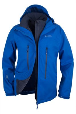 Atoll Extreme Mens Waterproof 3 in 1 Jacket ( Size: L )