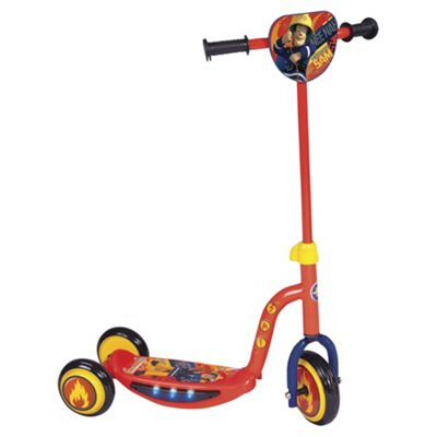fireman sam scooter